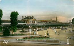 CPSM Vichy-La Gare   L164 - Vichy