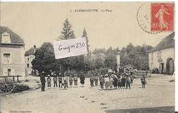 CLAIREGOUTTE La Place - Andere Gemeenten