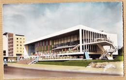 X17143 → Etat Parfait ROYAN (17) Palais De FONCILLION Et Des CONGRES 1950s BROMOCOLOR MARCEAU CARRIERE 606 - Royan
