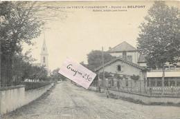 Horlogerie De VIEUX CHARMONT - Route De Belfort - Andere Gemeenten