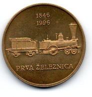 Slovénie  -  5 Tolajev 1996  --  SPL - Eslovenia