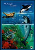 FRB Bloc 2002  N°48  Faune Marine    ** MNH - Mint/Hinged