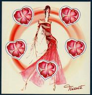 FRB Bloc 2003  N°53   Saint Valentin Coeurs De Torrente   ** MNH - Nuovi