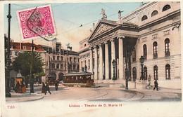*** PORTUGAL **** LISBOA Theatro De D Maria II -TTBE - Lisboa