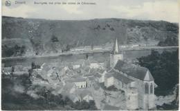 DINANT - BOUVIGNES : Vue Prise De Ruines De Crèvecoeur ) RARE CPA - Nels Série Dinant N° 68 - Cachet Poste 1908 - Dinant
