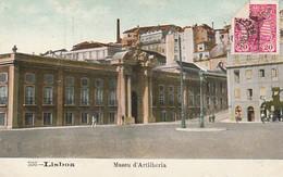 *** PORTUGAL **** LISBOA Museu D'artilheria  .. TTBE - Lisboa