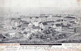 57 -  MORCHINGEN - Infanterie Régiment - Morhange - Carte Allemande - - Morhange