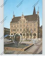 4290 BOCHOLT, Rathaus, Europabrunnen - Bocholt