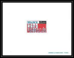 France - N°1852 PROMO épreuve De Luxe (deluxe Proof) Région. Nord - Pas-de-Calais. - Luxeproeven