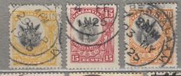 British Colonies Tanganyika Giraffe 1922-1925 Used (o) 27004 - Sonstige