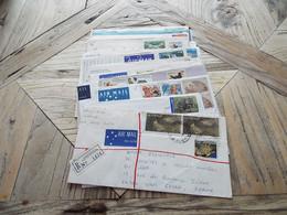 Australie - 38 Entiers Postaux - Postal Stationery