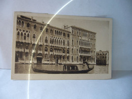 VENEZIA Venise Veˈnɛtʦja/ ; En Vénitien : Venesia ITALIA ITALIE VENETO PALAZZO FOSCARI SUL CANAL CPA 1923 - Venezia (Venice)