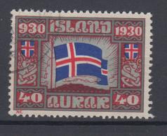 Iceland 1930 - Michel 134 Used - Gebraucht