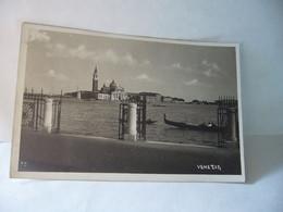 VENEZIA Venise Veˈnɛtʦja/ ; En Vénitien : Venesia ITALIA ITALIE VENETO CPSM FORMAT CPA - Venezia (Venice)