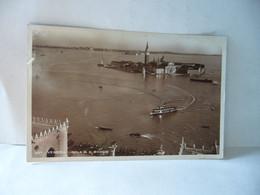 VENEZIA Venise Veˈnɛtʦja/ ; En Vénitien : Venesia ITALIA ITALIE VENETO ISOLA DI S GORGIO  CPSM FORMAT CPA 1933 - Venezia (Venice)