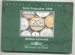 COFFRET 1998 MONNAIE BU FDC NEUF - Z. FDC