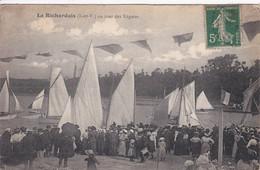 35 LA RICHARDAIS Au Jour Des Frégates En 1921 - Altri Comuni