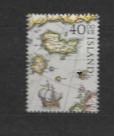 1984 MNH Iceland, Stamps From Block 6 - Ongebruikt