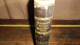 OLD BOOK _ ANNO 1881 ...._____ BOX : E - Old Books