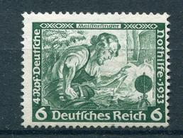 III. Reich - Michel 502 Pfr.**/MNH - Unused Stamps