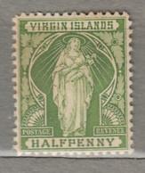 British Colonies Virgin Islands 1899 MNH (**) 27019 - Sonstige