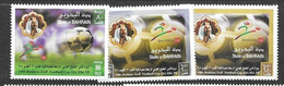Bahrain Mnh ** 1998 France Worldcup Football Complete Set - Bahrain (1965-...)