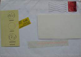 België 2019 Onvoldoende Gefrankeerd (enveloppe 23 X 16 Cm) - Lettres