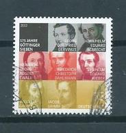 2012 West-Germany Gottinger Seven Used/gebruikt/oblitere - Gebruikt