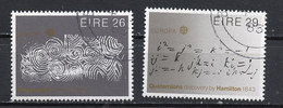 Irlande - Ireland - Irland 1983 Y&T N°504 à 505 - Michel N°508 à 509 (o) - EUROPA - Usados