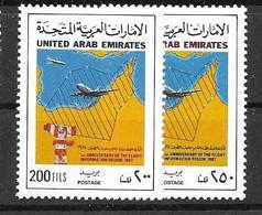 UAE Complete Set  Mnh **  1987 - Emiratos Árabes Unidos