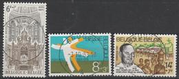 1918/1920 Solidariteit / Solidarité Oblit/gestp Centrale - Used Stamps