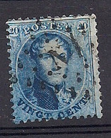 N°15-AMBULANTE N 1-BRUXELLES ANVERS - 1863-1864 Medallions (13/16)