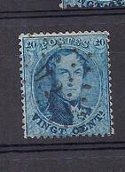 N°15-AMBULANTE M2-BRUXELLES QUIVRAIN - 1863-1864 Medallions (13/16)