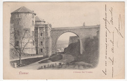 Namur. Château Des Comtes. Edit: Voir Scans. - Namur