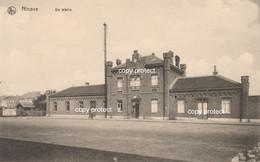 Ninove - Het Station / De Statie - Ninove