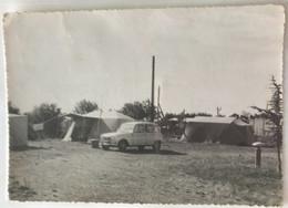 34 Carnon 1966 Camping La Salamandre Tentes 4L - Montpellier