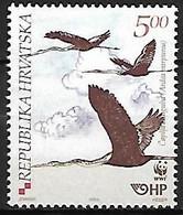 Croatia - MNH 2004 WWF : Purple Heron -  Ardea Purpurea  -  Flying - Otros