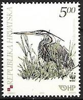 Croatia - MNH 2004 WWF :  Purple Heron   - Ardea Purpurea-    Hidden - Otros