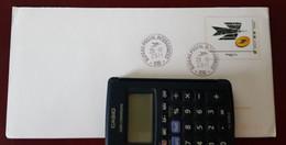 Fermeture Bureau Postal Interarmées 630 28/10/2011 - Handstempels