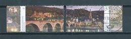 2013 West-Germany Complete Set Heidelberg Panorama Used/gebruikt/oblitere - Gebruikt