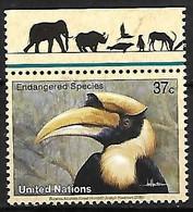 UNO - United Nations New York - MNH 2003 : Great Hornbill  -  Buceros Bicornis - Sonstige