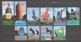 New Zealand 1998 Mi 1719-1728 Canceled - Oblitérés