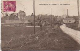 91 SAINT-SULPICE-de-FAVIERES  Vue Générale - Saint Sulpice De Favieres