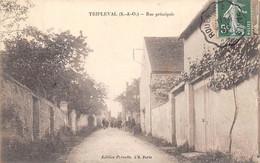 Tripleval-Bennecourt           78          Rue Principale             (voir Scan) - Andere Gemeenten