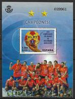 Spain 2013. Scott #3924 (U) Victory Of Spanish Men's Handball Team In 2013 World Championships ** Complete Issue - 2011-... Afgestempeld