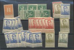 Un Carton Avec * Cote + 70-euros Et Des Primes - 1912 Pellens