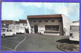 Carte Postale 62. Le Portel Camp Du Phare  La Superette D'alimentation  Très Beau Plan - Le Portel