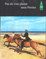 """PUB  """" PERRIER """"    1971  (11) - Perrier"""
