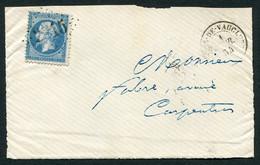 FRANCE ( OBLITERATION LOSANGE ) GC  2815   Pernes-de-Vaucluse Vaucluse (86) , A SAISIR .fra - 1849-1876: Période Classique