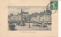 LILLE EW 1 Rue De DouaiGrand PLace TRAM Trés RARE TBE - Lille